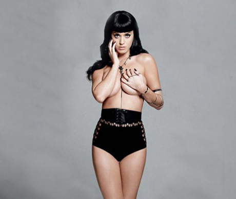 katy perry nude topless pic