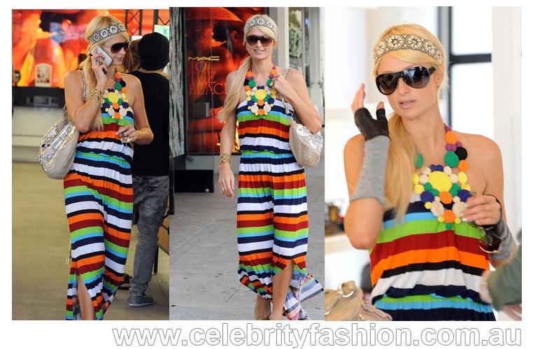 Maxi dress | DRESS LIKE A CELEBRITY