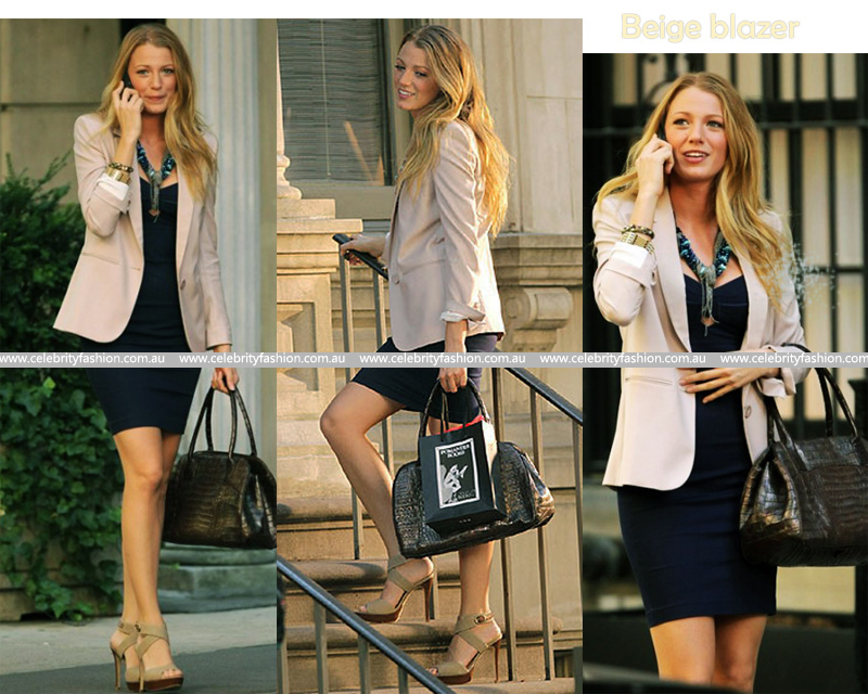 blake lively boyfriend 2011. Blake Lively turned heads as